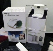 CES 2012: Withings Smart Baby Scale, bilancia WiFi e Bluetooth per pesare i bambini