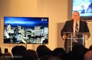 LG presenta tutta la nuova linea prodotti TV 2012: dalla TV OLED 55