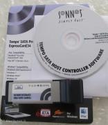 Il test della soluzione completa per dischi eSata esterni, Express 34 e Thunderbolt di Sonnet – prima parte