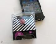 Plugo Diamond e Crystal Ball: fa brillare l'iPhone e protegge la presa Jack da polvere e acqua
