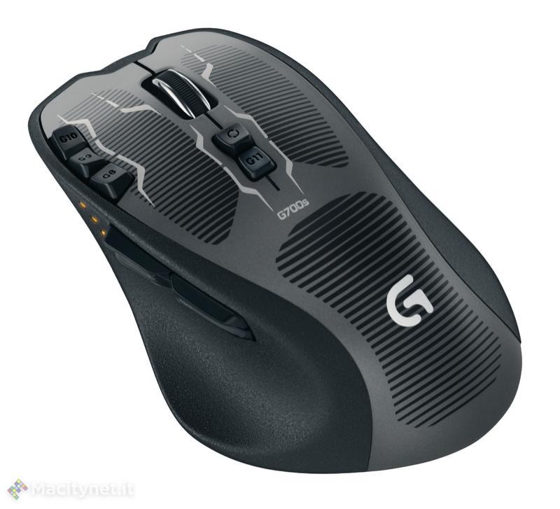 Logitech G: mouse, tastiere e cuffie ad alta tecnologia per i videogiocatori Mac e PC