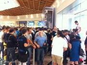 Apple Store Il Leone: oltre 450 persone in fila per l'inaugurazione