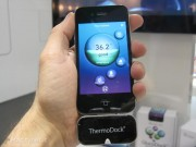 Visto al MWC 2012: la salute diventa mobile con i dispositivi Medisana per iPhone e iPad