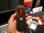MWC13: nuova versione di SpareOne, il telefonino che mantiene la carica per 15 anni