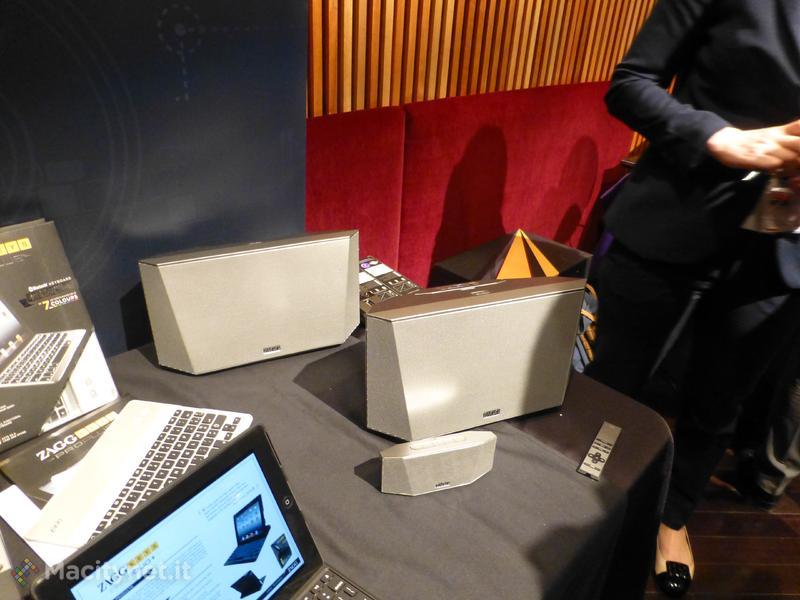 MWC13: un giro di prova con Zagg Origin, lo speaker Bluetooth che vale doppio