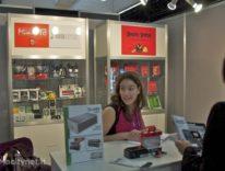 MWC 2012: gadget Angry Birds ed una cassa magnetica che suona per contatto