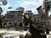 Modern Combat 3: guerra su iPhone e iPad secondo Gameloft