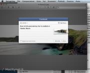 Facebook integrato in Mountain Lion 10.8.2: come attivarlo e sfruttarlo al massimo