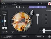Si possono individuare meglio le caratteristiche del brano con il loop ingrandito (in alto a destra)