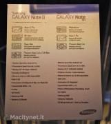 Samsung Galaxy Note: la presentazione italiana dei dispositivi per creatività e produttività
