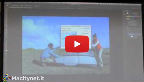Adobe: la dimostrazione italiana delle nuove funzioni di Photoshop CC