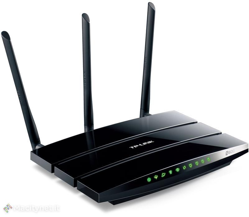 TP-Link presenta TD-W8980 per reti senza fili fino a 600Mbps