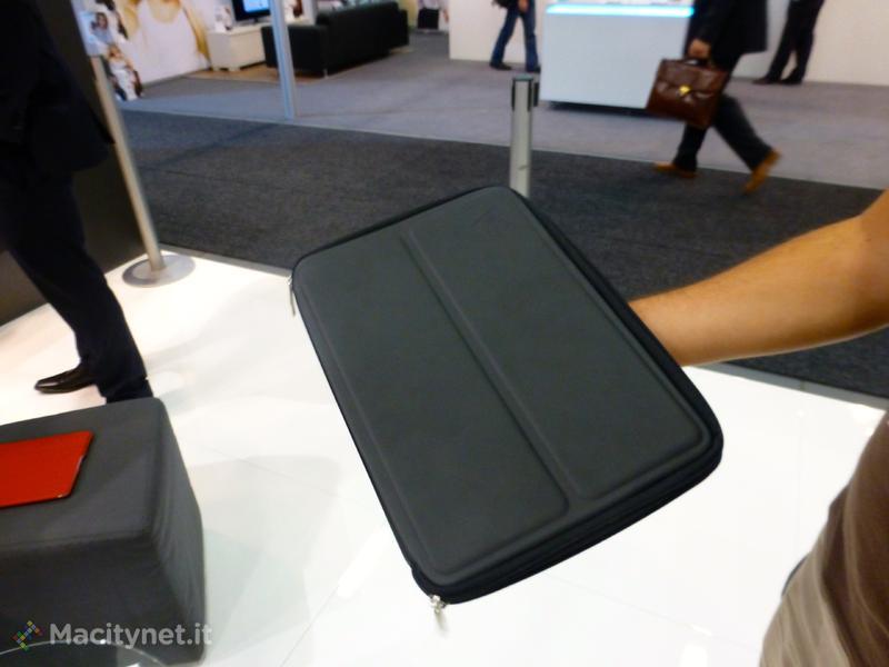 IFA 2012: Tucano presenta le nuove linee di custodie Innovo e Cargo per i portatili Apple