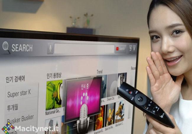 Smart TV: ora l'€™obiettivo è il riconoscimento di persone e oggetti