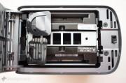 Per offrire prestazioni top sono impiegati due HDD VelociRaptor da 10.000 giri al minuto con gestione RAID