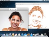 Wordify: trasforma le foto in creativi artwork vettoriali su Mac