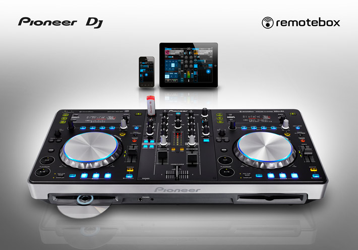 Pioneer XDJ-R1, unità DJ portatile controllabile da dispositivi iOS