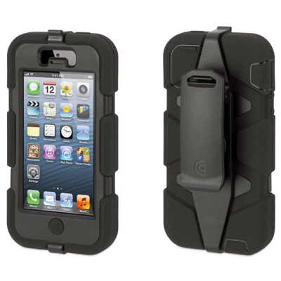 "Griffin Survivor: custodia a prova di… ""bomba"", per iPhone 5 costa 26 euro"