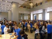 Negozi Apple: ora il design è un brevetto registrato