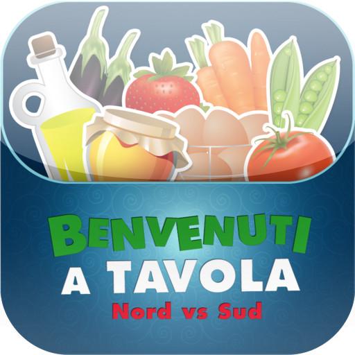 Gioca e cucina con l'app Benvenuti a Tavola per iPhone