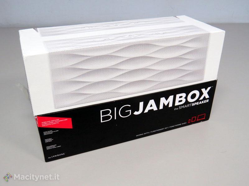 Recensione Big Jambox, cassa Bluetooth tra stile, potenza e qualità del suono