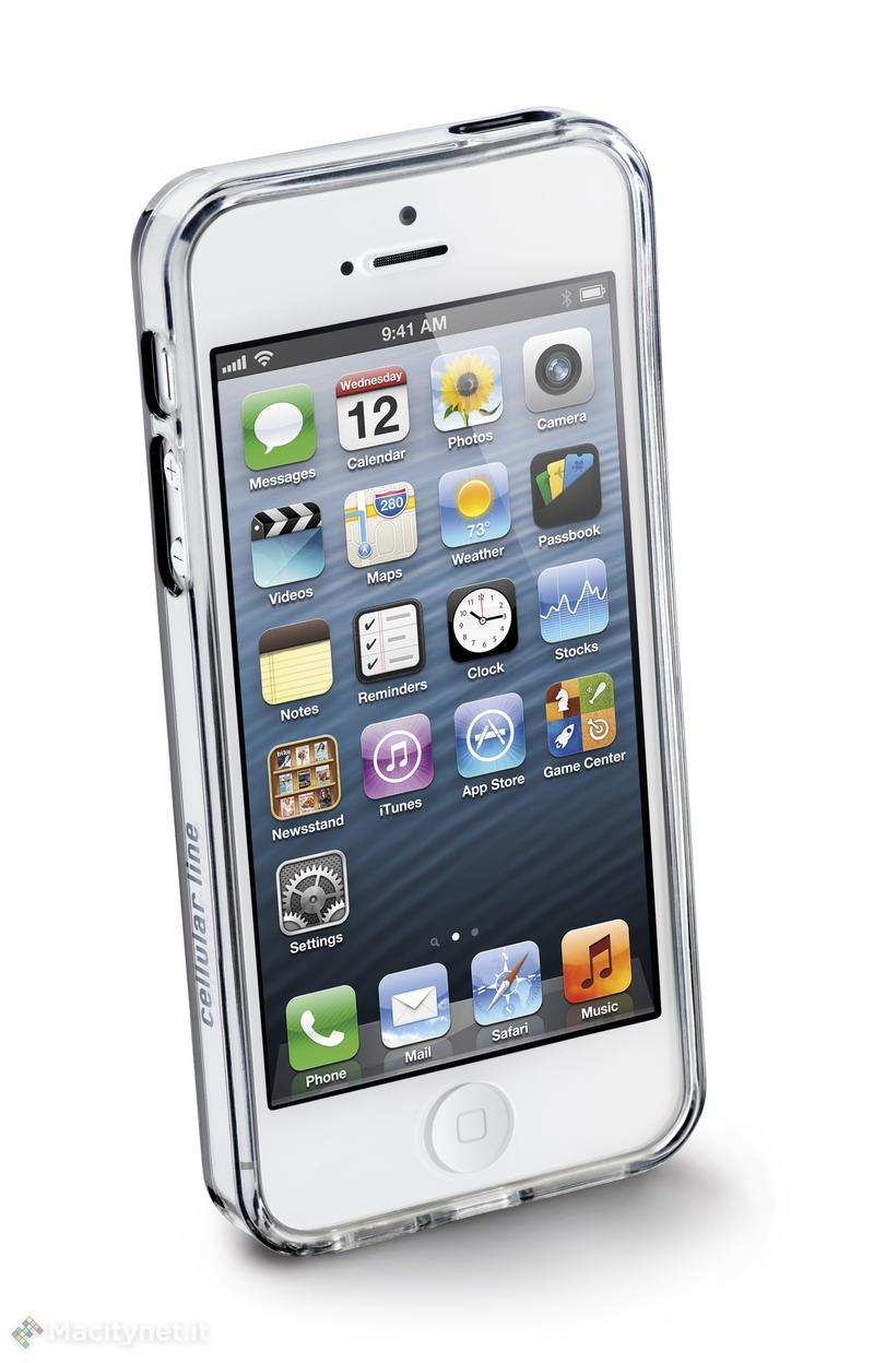 custodia iphone 5 cellular line