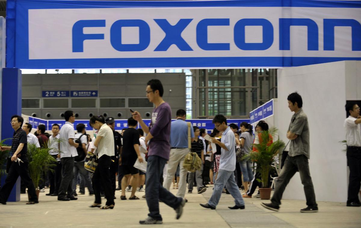 Foxconn vuol lanciare un concorrente di iPhone?
