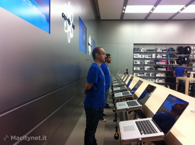 supporto tecnico di Apple