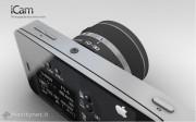 iCam: il nuovo concept di ADR è una super cover che trasforma iPhone 5 in una reflex