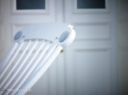 iRock: la sedia a dondolo che ricarica iPad e iPhone