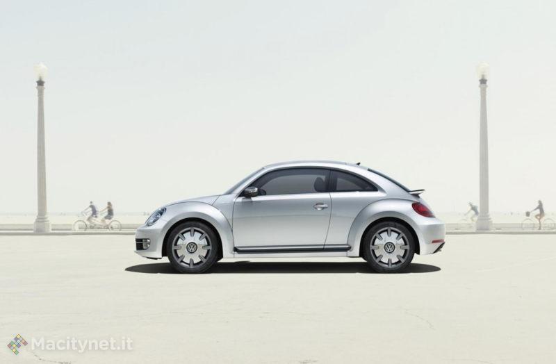 Volkswagen iBeetle, il Maggiolone in stile iPhone