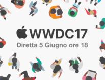 Diretta Keynote WWDC17 su Macitynet.it: appuntamento alle 18