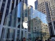 Nuovo cubo sulla Quinta Strada: due immagini ravvicinate