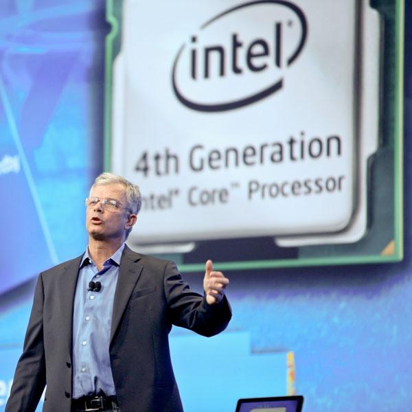 Intel: «I chip Haswell ridurranno i consumi fino al 50%»