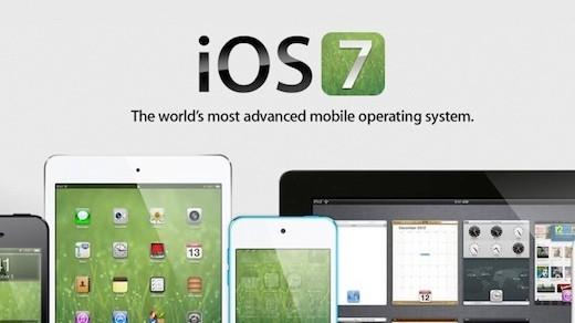iOS 7, cambiamenti ma non rivoluzioni all'interfaccia