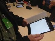 Il nuovo iPad mini visto dal vivo: la prima fotogalleria di Macitynet
