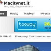 macitynet home page