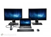 Kensington sd3500v, rivoluzionaria docking station: video, Gigabit Ethernet, audio da porta USB