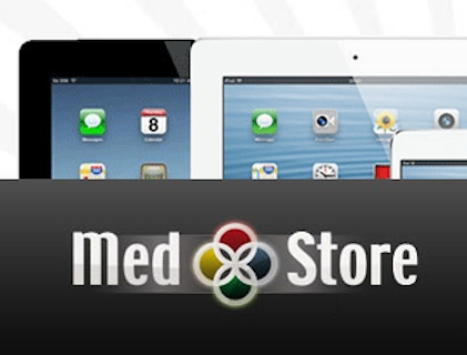 Med Store, tasso zero su iPad e MacBook