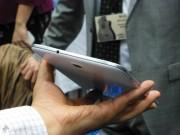 MWC 2013: Samsung Galaxy Note 8, la fotogalleria e il confronto con iPad mini