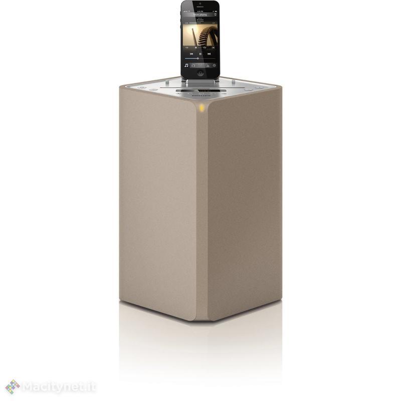 Philips Urban Micro System: la nuova docking speaker con Lightning