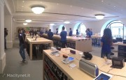 Apple Store Torino: aperto il più grande store italiano