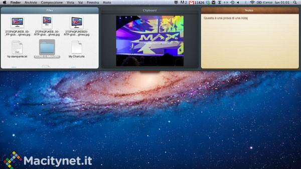 Recensione: Unclutter, l'app per tenere in ordine il desktop del Mac