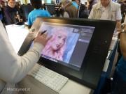 Photoshow: Wacom Cintiq 13HD in azione nei video e nella fotogallery