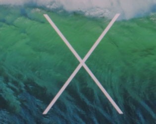 """OS X 10.9, il nome in codice è """"Mavericks"""""""