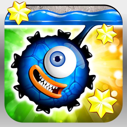 "Cling Thing, un puzzle game ""appiccicoso"" su iPhone e iPad"