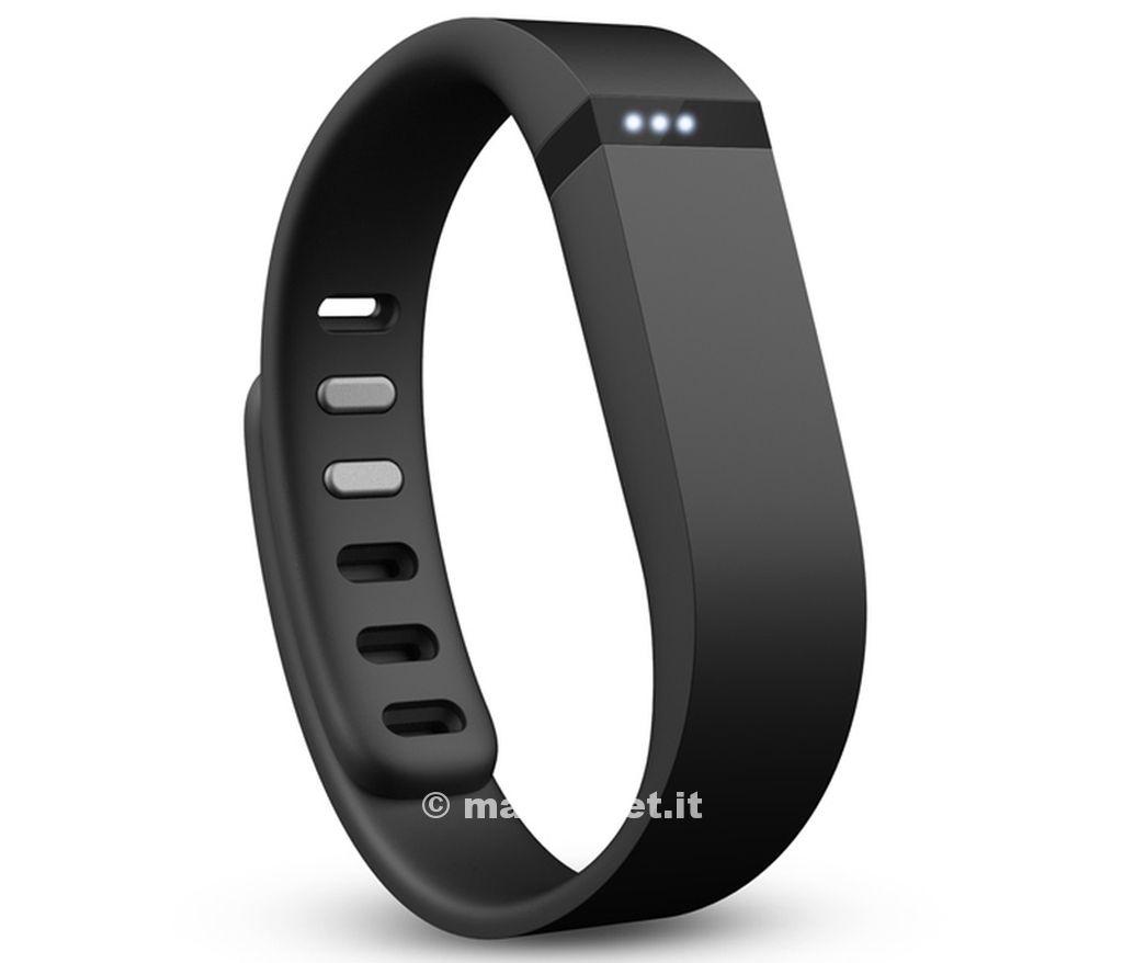 Fitbit Flex, in Italia il bracciale fitness che si collega ad iPhone, iPad e Android