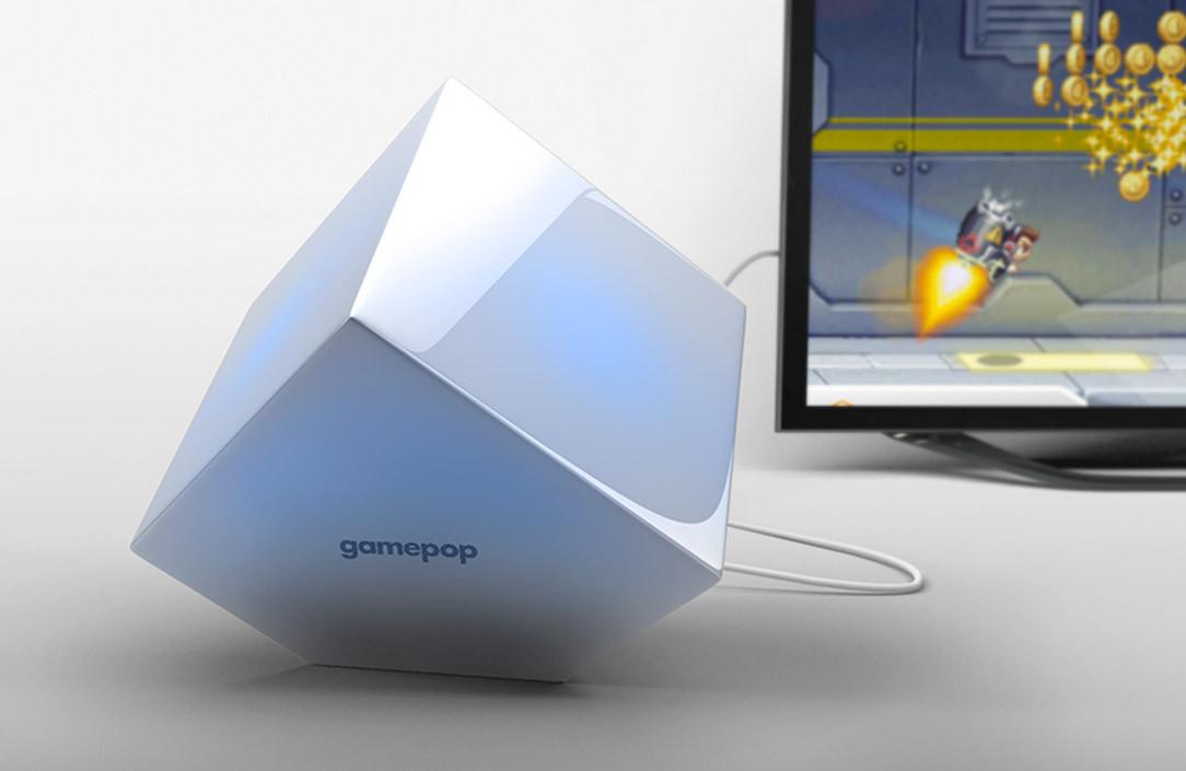 GamePop, una console promette l'esecuzione di giochi iOS