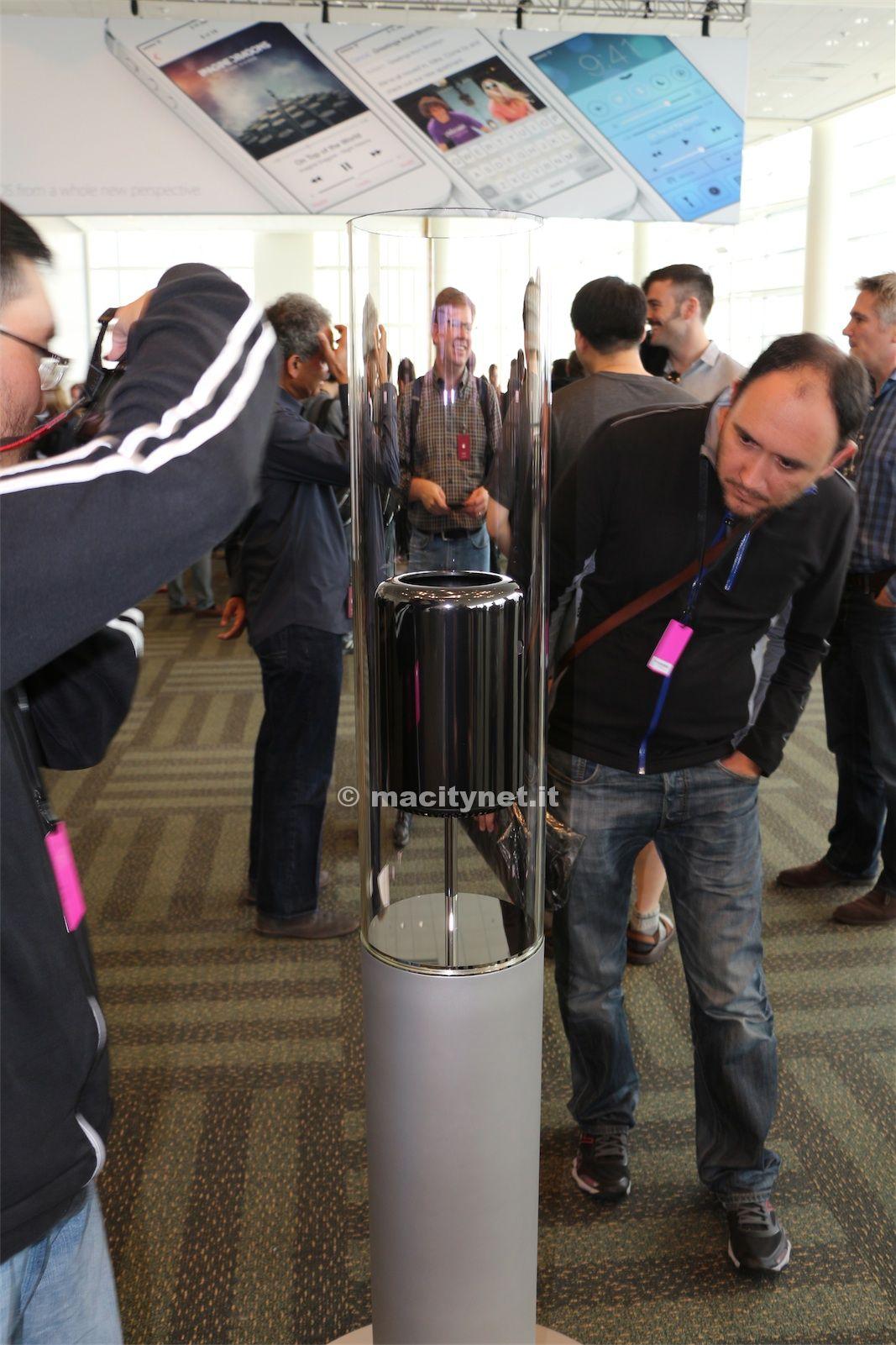 Mac Pro 2013, il suo processore batte tutti i record