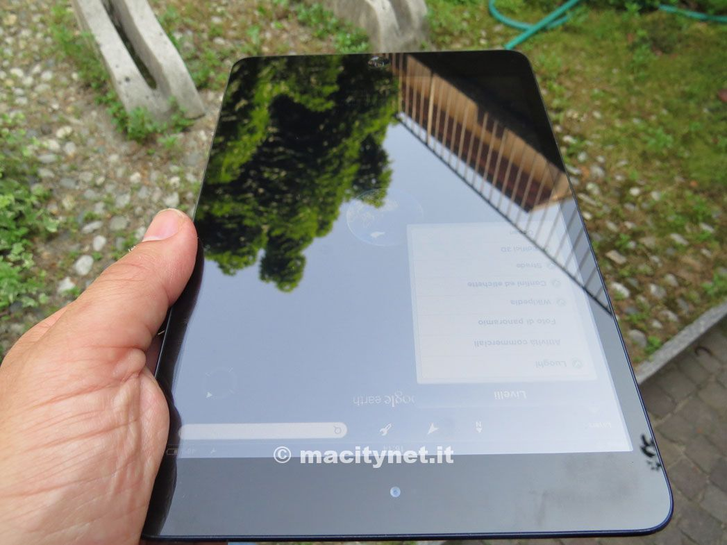 Recensione: pellicola antiriflesso Cable Technologies per iPad mini